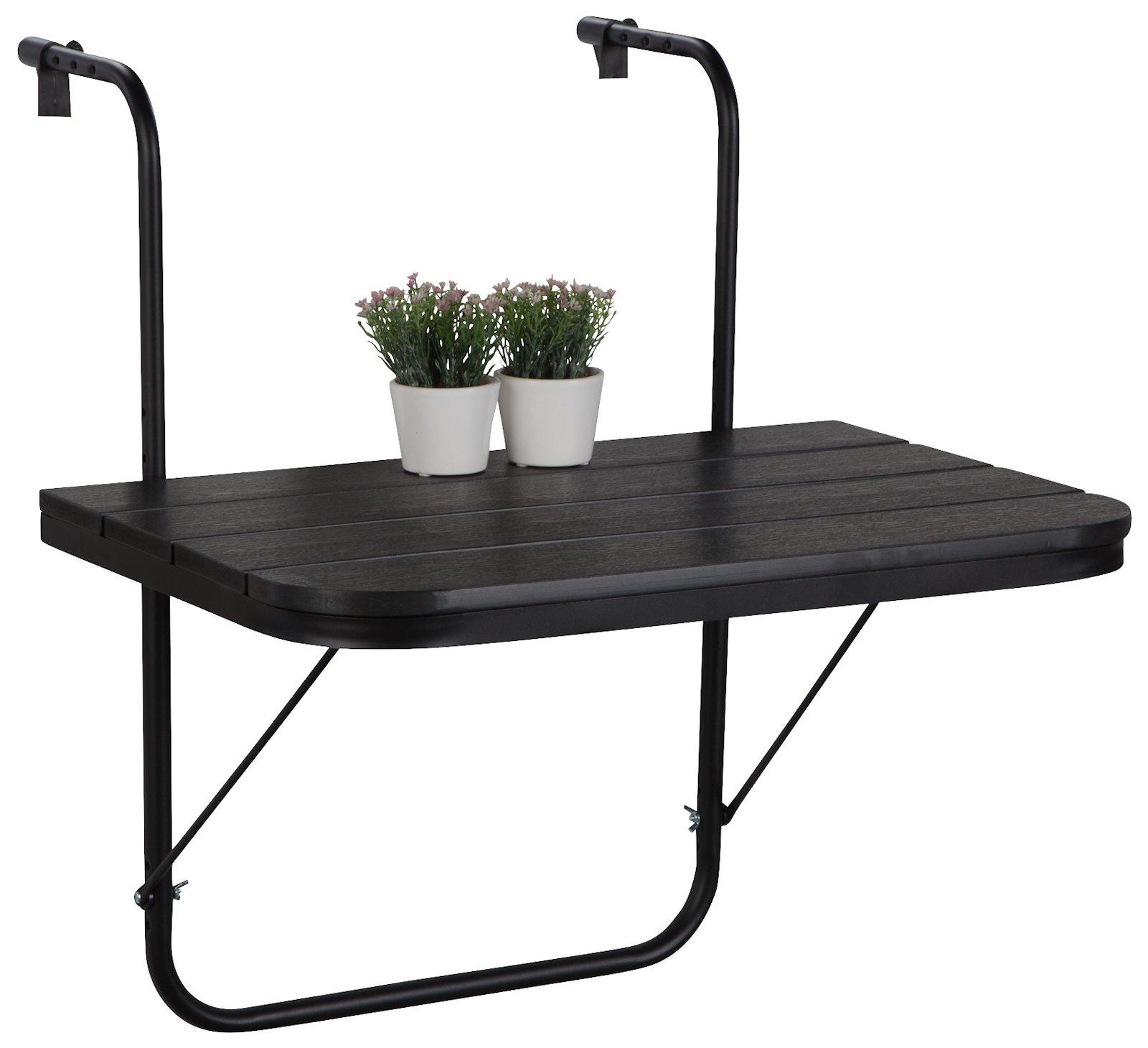 Balkongbord 60X40 Cm Non-Wood - Harald Nyborg 6bfa3a262251f
