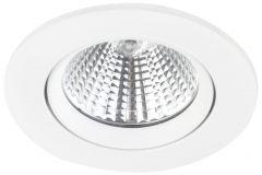 SPOTLIGHT LED 5,5W DIMBAR VIT