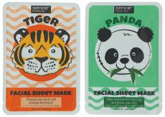 ANSIKTSMASK TIGER/PANDA 25 ML