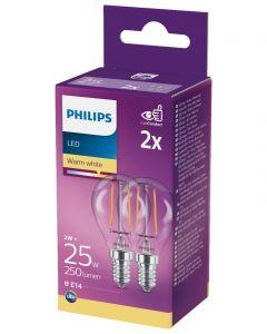 PHILIPS FILAMENT 2W E14 2 ST