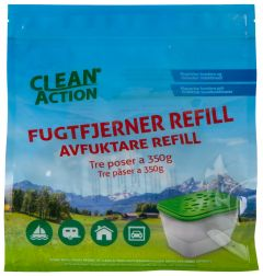 CLEAN ACTION REFILL 3X300 G