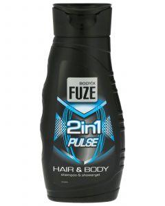 HAIR/BODYWASH 2-I-1 PULSE