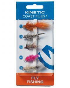 KINETIC COAST FLIES 1 5-PACK