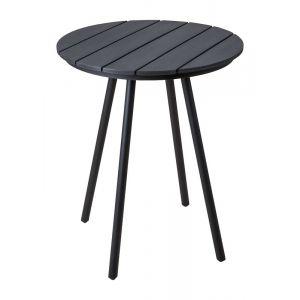 Cafebord 60 Cm Svart Nonwood