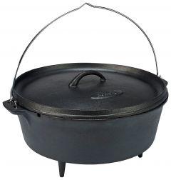 BON-FIRE GJUTJÄRNSGRYTA 7,6 L