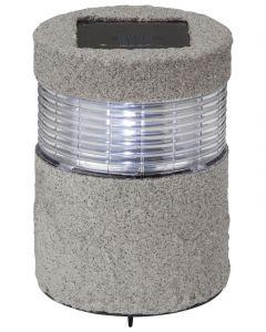 SOLCELLSLAMPA LED H 24 CM