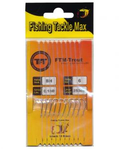 FTM TROUT TACKEL NR 6 10-PACK