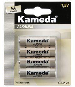 KAMEDA ALKALINE LR6 4 ST