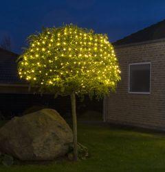 LJUSNÄT 480 VARMVIT LED 3X2 M