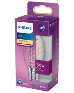 PHILIPS FILAMENT 2W E14 ST35