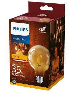 PHILIPS FLAME 4W E27 G93