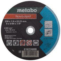 METABO KAPSKIVA 230 MM