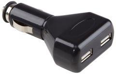 DUBBEL USB TILL BIL